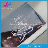 Bandera puesta a contraluz buen precio de la flexión para los materiales de la impresión