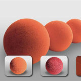 Насосы конкретного насоса Dn125 конкретные мягкие/средств шарик губки