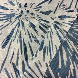 100 % Poly typique de fils teints spécial le linge de maison à la recherche Rideau JACQUARD Tissu