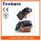 Techwin Schmelzverfahrens-Filmklebepresse der hohen Präzisions-Tcw-605 Fsm-60s