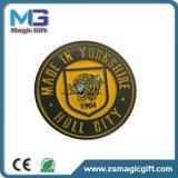 도매 주문 사기질 금속 Pin 기장 또는 주문 연약한 사기질 금속 접어젖힌 옷깃 핀