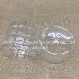 Latta aperta facile D126*H100mm del recipiente di plastica dell'animale domestico