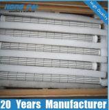 전기 빛난 관 또는 전기 히이터 220VAC 의 지느러미가 있는 지구 히이터를 가열하는 세라믹 감개틀