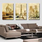 De douane Gepersonaliseerde Digitale Druk Van uitstekende kwaliteit van het Canvas voor de Decoratie van de Muur