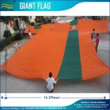 사용자 정의 만든 15X16.5m GIAT 셔츠 모양의 국기 큰 깃발, 축구 깃발, 스포츠 깃발 (* NF11F06002)