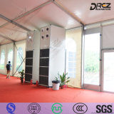 玄関ひさしのテントのための29トンの空気によって冷却される産業導管で送られたエアコン