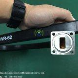 Système de plats à micro-ondes paraboliques Composant de guide d'ondes Twist flexible