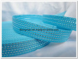 Tessitura blu dei pp per i sacchetti