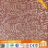 Fleck-Farbe glasig-glänzende Wand und Fußboden-metallische Fliese 600X600mm (JL6503)