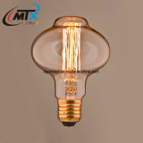 bulbo decorativo do filamento de 25With40With60W A19 Edison para a venda