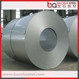 Bobine en acier galvanisée plongée chaude Dx51d, Gi, SGCC