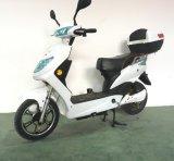 Vespa eléctrica popular clásica para los adultos, bicicleta eléctrica de la potencia de batería del Ce 48V 500W con el pedal (ES-032)
