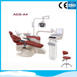 Silla dental de lujo eléctrica del Ce para el hospital y la clínica