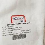 Tecido de bambu branco de blanqueador super sufiável (QF16-2694)