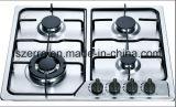 Fornello della casa del gas dei quattro bruciatori (JZG4503)