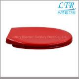 Gesundheitliche Zubehör roter uF-Toiletten-Sitz