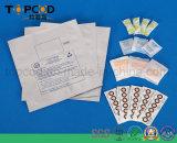 Sac à rayures transparent pour composants