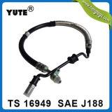 """Tubo flessibile della direzione di potere di SAE J188 del nero 3/8 """" per le parti di Mazda"""