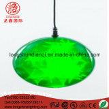 LED Christma 훈장을%s 녹색 착색된 LED 구체 공 장식적인 빛