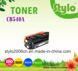 Consumíveis da impressora HP compatíveis CB540A / CB542 / CB543 / CB541 Toner Cartridge