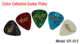 卸し売りOEM ODMの高品質のセルロイドの物質的なギターの一突き