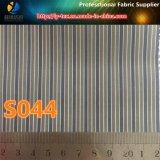 Проворная ткань нашивки пряжи полиэфира товаров покрашенная для подкладки куртки (S44.170)