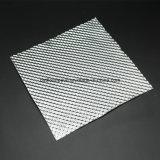 Het thermische Barrière In reliëf gemaakte Schild van de Hitte van het Aluminium