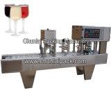 Máquina de rellenar fácil del vidrio de vino
