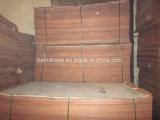0.3mm Rojo Plb chapa de Linyi para hacer madera contrachapada