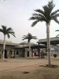 La decoración de jardín al aire libre Artificial Palmeras palmeras de coco