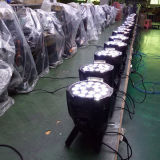 安いDMX DJ 18PCS RGBWA 5in1の段階15W LEDの同価ライト