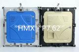 Quadro comandi dell'interno del LED di colore completo di P7.62 SMD per il grande Governo di alluminio di fusione sotto pressione del pixel 244mm*244mm di vendita 7.62mm