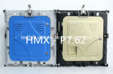 P7.62 SMD para interiores de color completo panel de pantalla LED para grandes venta 7.62mm Pixel 244mm*244mm Die-Casting Carcasa de aluminio
