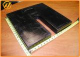 Il nero standard americano ricicla la base di gomma di /Rubber Palo della base dell'alberino