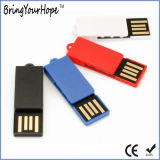 Mini Clip de disco Flash USB (USB-XH-123)