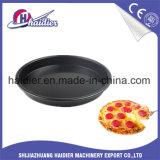 Cacerola antiadherente determinada de la pizza de Bakeware con los orificios