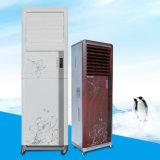 Niedrige Kosten-Verdampfungsnebel-Spray-elektrischer stehender Ventilator für Zelt