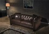 Mobilia stabilita del salone di stile di alta qualità del Medio Oriente del sofà italiano reale di stile