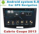 Android автомобиль Stero системы 6.0 на Cabrio-Coupe 2013 с DVD-плеер автомобиля
