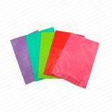 ブティックカラーピンクの多郵便利用者袋