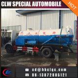 Camion de réservoir vidant de drague de canalisation de véhicule d'égout à haute pression de Hotsales 6m3