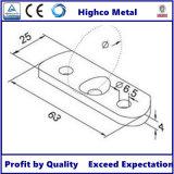 Plaque de montage de la main courante en acier inoxydable