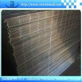Acero inoxidable malla soldada con SGS Informe utilizado en la decoración
