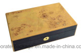 Commercio all'ingrosso di legno su ordinazione di lusso reso personale del contenitore di imballaggio della vigilanza