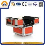 은 알루미늄 프레임 (HB-3206)를 가진 직업적인 메이크업 트레인 상자
