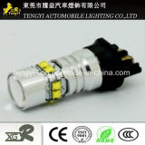 phare automatique de lampe de regain de la haute énergie DEL de lumière de véhicule de 12V 50W DEL avec T10 T20, faisceau léger de Xbd de CREE de plot de H1/H3h16 Pw24