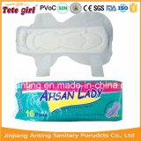 Absorventes higiênicos regular e regular de Lady pastilhas, Evitar Vazamento Guardanapo Sanitário