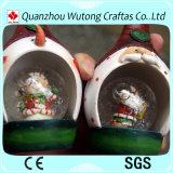 Глобус снежка Santa Claus горячего украшения рождества сбывания малый