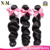 волна человеческих волос 7A Remy бразильская свободная (QB-BVRH-LW)