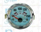 """датчик температуры воды 50-150 2 """" 52mm с холодным светом"""
